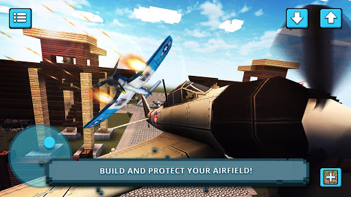 Warplanes Craft: World of War Plane Simulator Game - screenshot