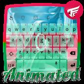 Azerbaijan Keyboard Hoạt hình Mod