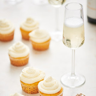 French 75 Cupcakes.
