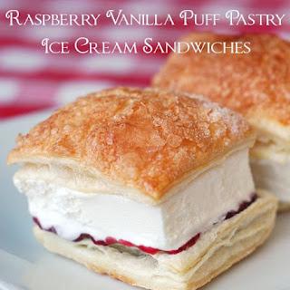 Puff Pastry Cream Slice Recipes.