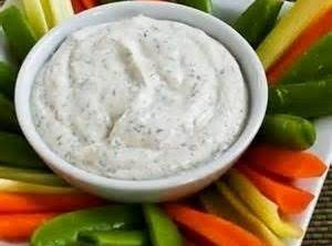 Veggie Dip For Vegetables Recipe
