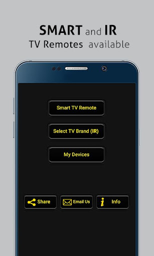 Universal TV Remote Control  screenshots 2