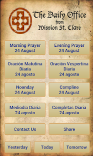 Daily Prayer- screenshot thumbnail