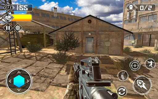 Army Call of Cross Border Counter Terrorist Strike 1.3 screenshots 2