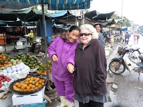 Photo: Hue market