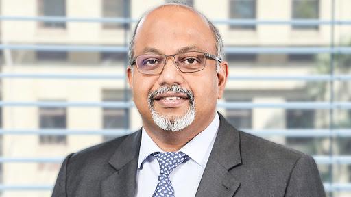 Vinod Madhavan, head of trade for Standard Bank Group.