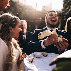 Wedding photographer Olga Savochkina (Savochkina). Photo of 01.05.2018
