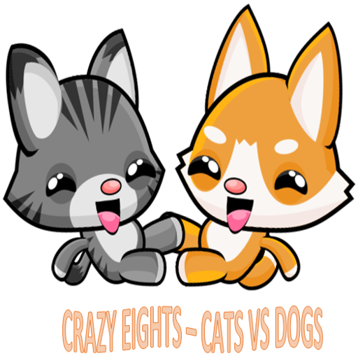 Crazy Eights - Cats And Dogs