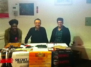 Photo: with staff from Justice ACTs and S-Cape-Home.org