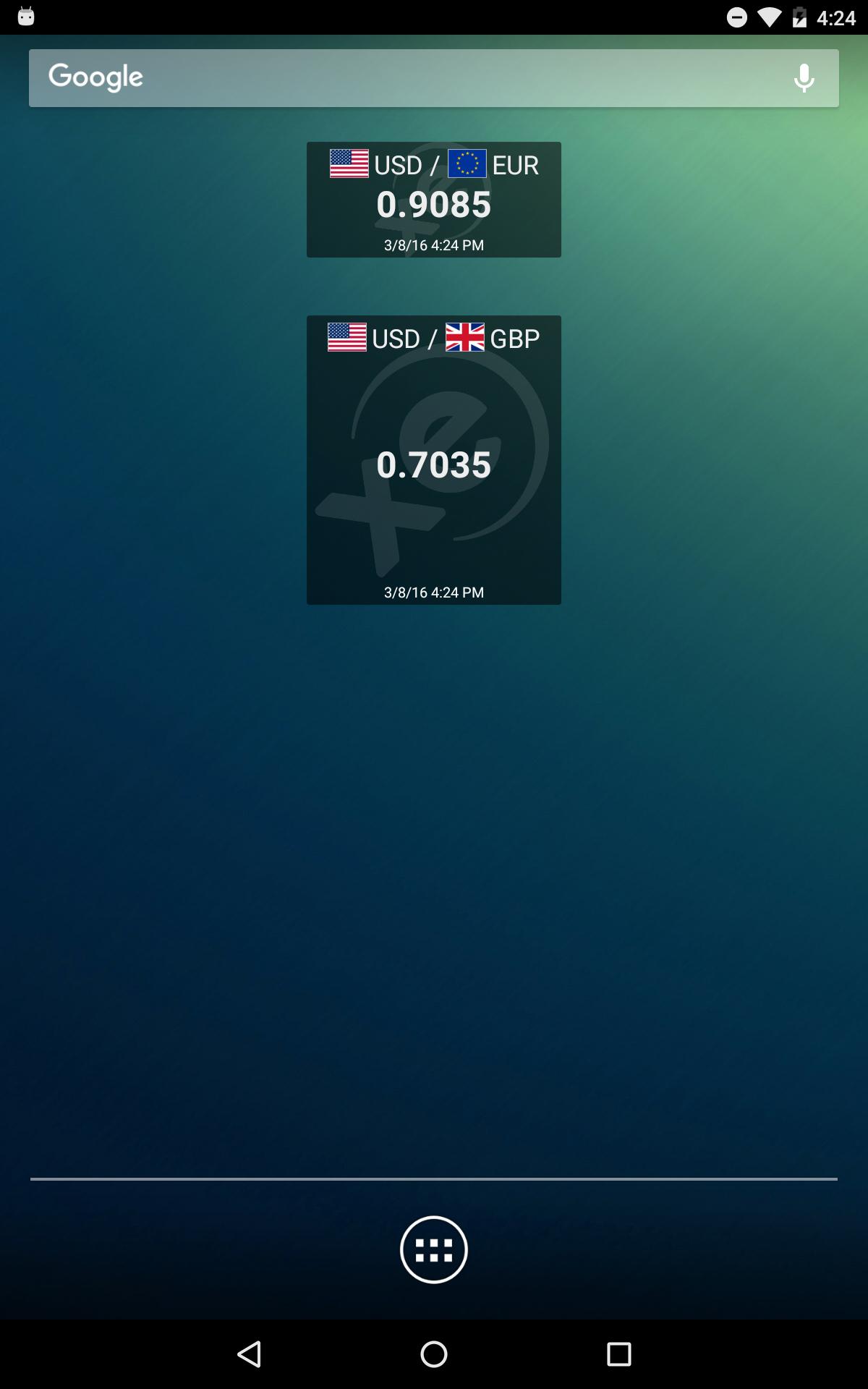 XE Currency screenshot #15