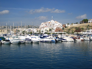 Photo: Anakara'da  ilk durak Moraira. First stop in Spain mainland : Moraira