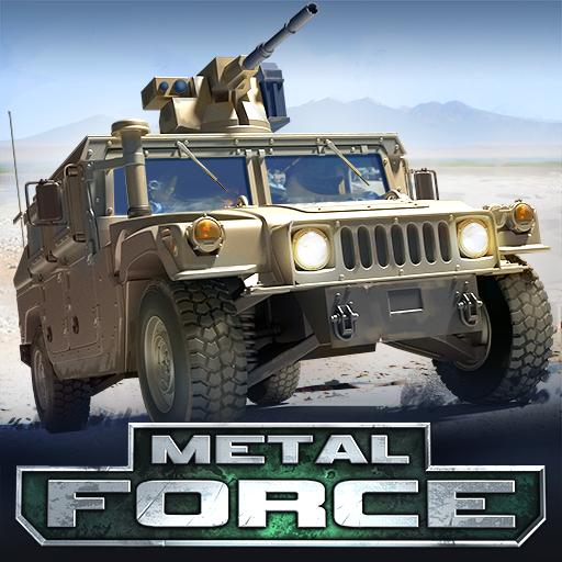 Metal Force: Modern Tanks