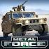 Metal Force: PvP Car Shooter