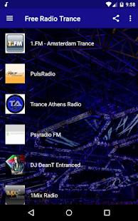Free Radio Trance - náhled