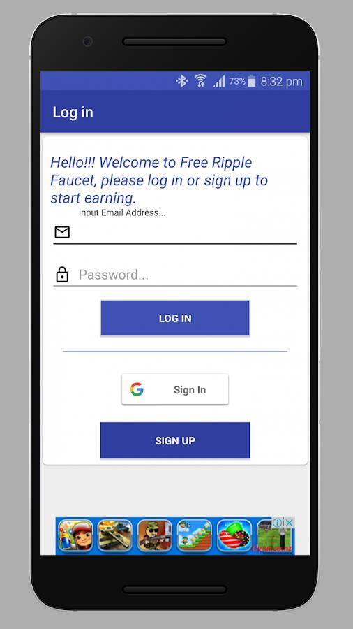 Free Ripple Mining Faucet - Get 100 XRP - Izinhlelo ze-Android ku ...