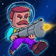 Super Mustache- platform action adventure fun game icon