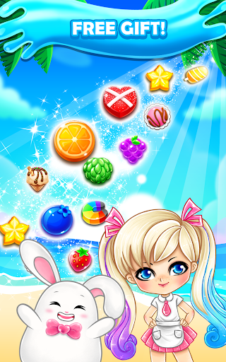 Candy Sweet Fruits Blast  - Match 3 Game 2020 1.1.4 screenshots 16