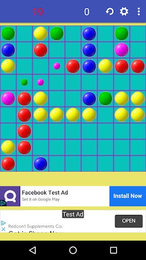 color balls - free game makes you smarter. 3.614 screenshots 1