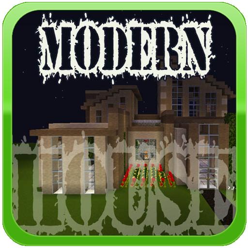 Modern House Mod Mcpe Mod