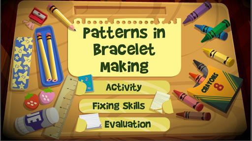 Patterns in Bracelet Making 1.0.0 screenshots 1