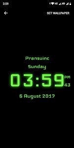 Digital Clock 2.0.1