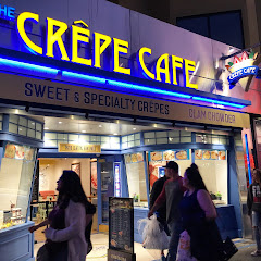 Photo from The Crêpe Café