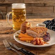 Beerhaus Pork Roast