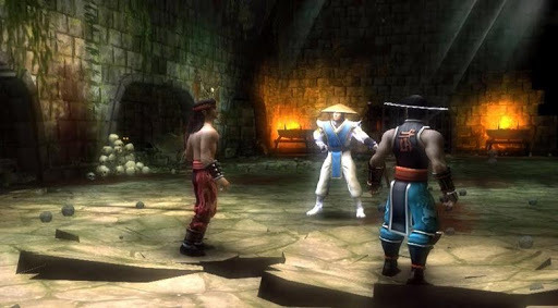 Tips For Mortal Kombat Shaolin Monks 1.1 screenshots {n} 1