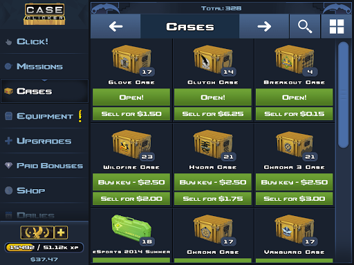 Case Clicker 2 - Custom cases! for Android apk 16