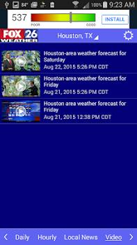 Houston Weather - FOX 26 Radar