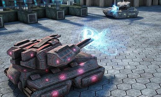 Tank Future Force 2050- screenshot thumbnail