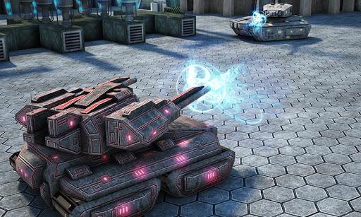 Tank Future Force 2050 APK 1.5 screenshots 4