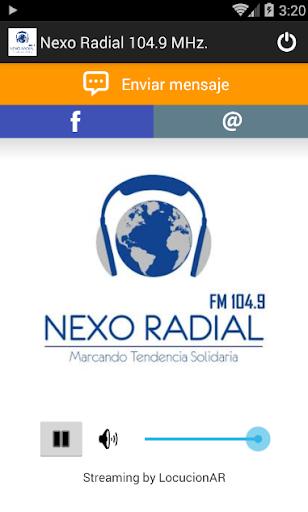 Nexo Radial 104.9 MHz