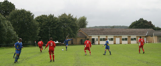 Photo: 06/09/08 v Allenburys Sports (HSCL1 at Walkern) 2-8 - contributed by Martin Wray