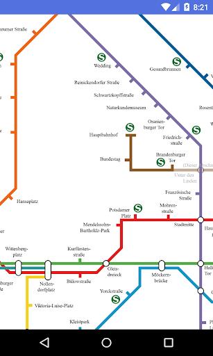 Berlin Metro Subway Map Apk Download Apkpure Co