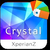 XperianZ™ Crystal theme