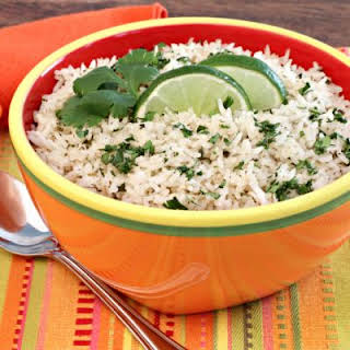 Copycat Chipotle Rice.