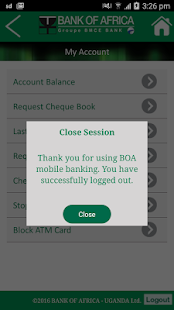 BOA Mobile Wallet- screenshot thumbnail