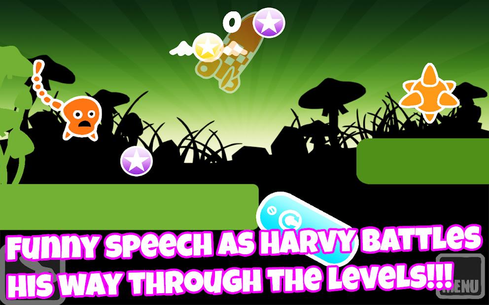 Harvy Runner