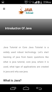 Java Tutorial|Java|Core Java- screenshot thumbnail