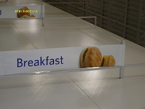 Photo: Found the breakfast food section!