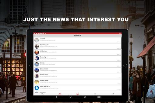 UK Breaking News & Local UK News For Free screenshot 12