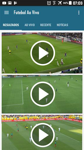 Placar tv Futebol Ao Vivo Online app (apk) free download for Android/PC/Windows screenshot