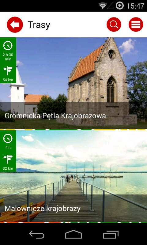 Wrota Regionu- screenshot