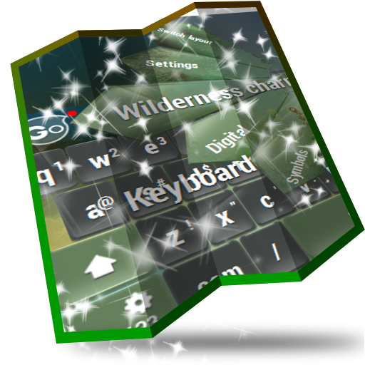 個人化App|原野魅力键盘 LOGO-3C達人阿輝的APP