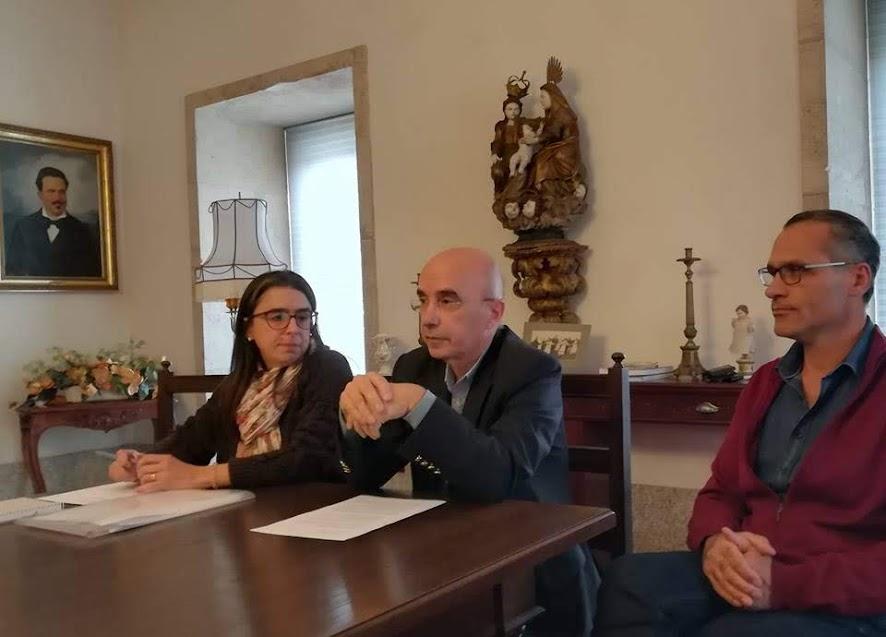 Teresa Sousa toma posse como diretora delegada da Misericórdia de Lamego
