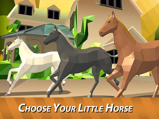 My Little Horse Farm - try a herd life simulator! 1.01 screenshots 7