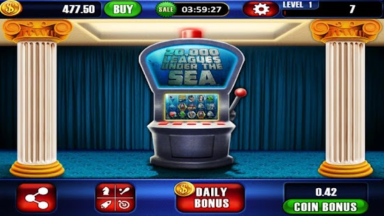 20000 Leagues Slots- screenshot thumbnail