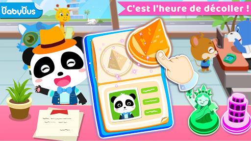 L'au00e9roport Baby Panda  captures d'u00e9cran 7