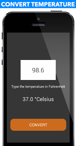 Body Temperature Converter screenshot 3